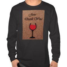 Jesus Drank Wine