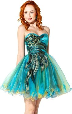 Blue Homecoming Dresses Under 50