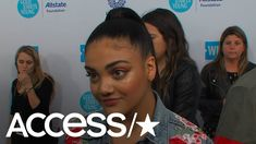 Laurie Hernandez On Her Fellow Gymnasts' Fight Against Larry Nassar: 'So...