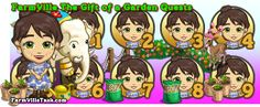 #FarmVille The Gift of a Garden Quests http://farmvilletask.com/farmville-quest/the-gift-of-a-garden/
