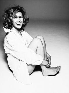Kylie Minogue, Glamour UK (Photography by Simon Emmett)   2012