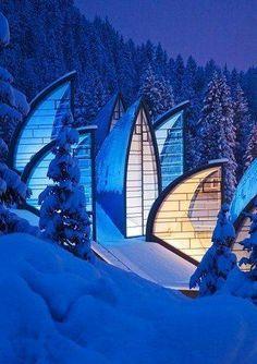 Tschuggen Bergoase, Arosa, Switzerland
