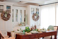 Love It or List It, Jillian Harris's Dining Room