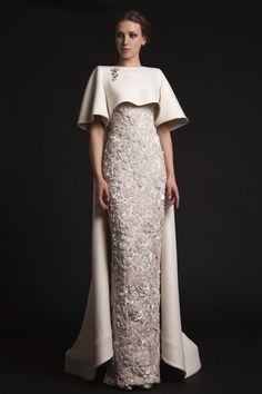 Spring 2015 Krikor Jabotian Wedding Dresses - MODwedding