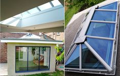 Lantern roofs from Benchmark http://www.benchmarkwindows.co.uk/conservatories/lantern-roofs/