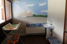 Αίθουσα βρεφικής και νηπιακής φροντίδας στην κεντρική πλατεία Κοζάνης