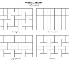 Image result for backsplash tile designs patterns