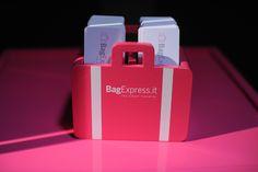Entra in BageExpress.it e scopri il mondo degli smart traveller. Spedire il bagaglio è facile, prova.   www.bagexpress.it