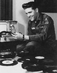 Elvis Presley in the U.S. Army (1958-1960)