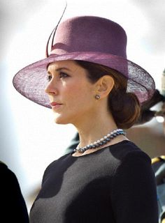 Crown Princess Mary attends a ceremony honering the danish international forces in Copenhagen, 5 Sep 2012