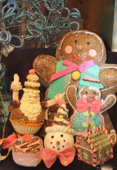 Christmas Christmas Inspiration, Gingerbread Cookies, Christmas Holidays, Party, Food, Blue Prints, Gingerbread Cupcakes, Christmas Vacation, Eten