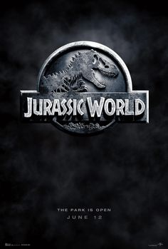 Jurassic World heeft een nieuwe poster, datum en tagline ! #JurassicWorld #JurassicPark