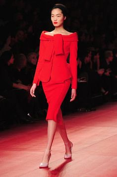 Tercer día en la Paris Fashion Week: Nina Ricci