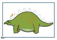 Draw the Dinosaur spikes.pdf