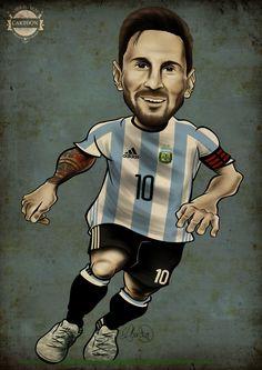 Feliz Cumpleaños Leo Messi (24/06/1987) Arte de Oberdan Machado www.facebook.com/oberdan.machado.1