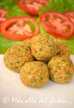 Más allá del gluten...: Bolitas de Semillas de Calabaza (Receta GFCFSF, Vegana, RAW)
