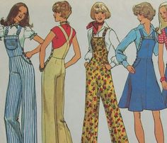 Vintage 1970s Sewing Pattern Simplicity 7006 by Eight Mile Vintage