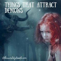 Curious about the kinds of things that attract demons? Are you wondering if you are experiencing a demonic haunting? Find info on demonic hauntings here. Demon Spells, Types Of Demons, Types Of Angels, Spirit Ghost, Myths & Monsters, Real Witches, Satanic Art, Real Ghosts, Night Terror