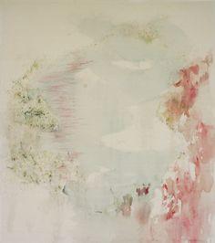 "Saatchi Online Artist Paula Baader; Painting, ""Alster"" #art"