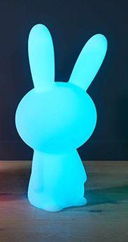 Altavoz BT luminoso 15W CONEJO Murcia, Tablets, Table Lamp, Home Decor, Loudspeaker, Rabbits, Objects, Table Lamps, Decoration Home