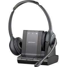 Plantronics Savi 720 Wireless VoIP Telephone Headset | Staples®