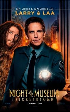 Night at the Museum Secret of the Tomb (2014) v4