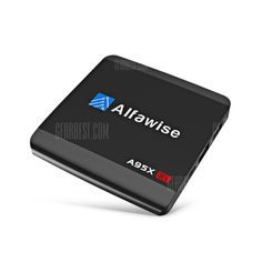 🏷️🐼 Alfawise A95X R1 TV Box-EUBLACK - 18.87€    Alfawise A95X R1 TV Box Main Features: ● A high performance of quad-core Cortex A7 CPU can play a wide range of games ● Supports 4K. 4K video gives you high-quality video experience ● 4K H.265 decoding can help you save 50 percent bandwidth resource, and deliver razor-sharp detail and vibrant im...  #Alfawise, #BonsPlans, #Deals, #Discount, #Gearbest, #Promotions, #Réduc