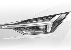 Car Design Sketch, Car Sketch, Lamp Design, Lighting Design, Custom Headlights, Drawing Furniture, Medical Wallpaper, Industrial Design Sketch, Glass Repair
