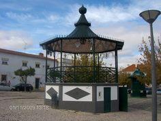Reanimar os Coretos em Portugal: Alvito