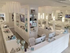 SALON TOUR: Cloud 10 Blow Dry Bar & Salon in Boca Raton, Florida