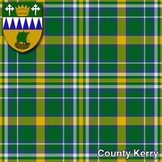 county kerry irish tartan Celtic Signs, Books Art, Irish Tartan, Irish Eyes Are Smiling, Erin Go Bragh, Irish Roots, Irish Celtic, Scottish Tartans, My Heritage