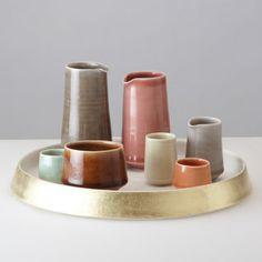 Louisa Taylor Ceramics - great colors