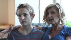 14-year-old Mount Shasta resident Clayton Berg came to UC Davis Children's Hospital after a burst appendix led to infection.