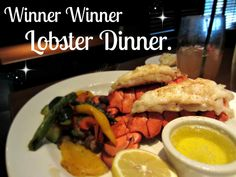 The Keg Steakhouse and Bar (Dunsmuir) - Winner Winner Lobster Dinner ~ Eating With Kirby