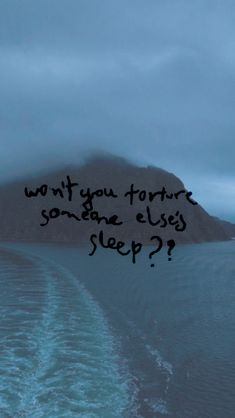 ...please?....won't you go to someone else's dreams...won't you go to someone else's head?.. Anathema-TØP