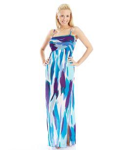 Tahiti Maxi Dress | Ladies Beachwear | Maxi Dresses | Starblu Resortwear