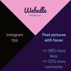 #WebTips improve your posting on Instagram  #instatips #Instagram