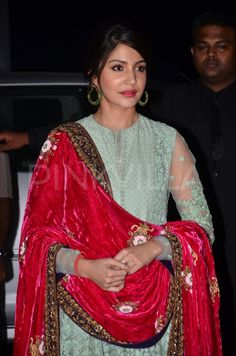Anushka Sharma and Malaika Arora Khan at a wedding reception | PINKVILLA