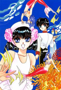 Man of many faces, CLAMP ^-^