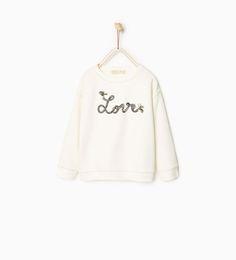 """Imagen 1 de Sudadera """" de Zara"""