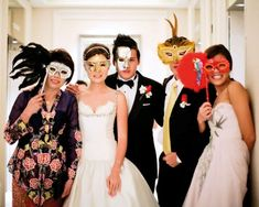 Masquerade Party Decorations | Happy Party Idea