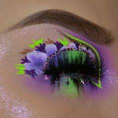 Makeup Artist Tattoo, Pinterest Makeup, Special Effects Makeup, Aesthetic Makeup, Makeup Looks, Eye Makeup, Eyeshadows, Tattoos, Face