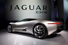 Merveilleux Nice Jaguar Cx75 Asphalt 8