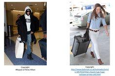 #Rihanna & #HilarySwank ont choisi #TUMI pour les accompagner à travers le monde. #travelling