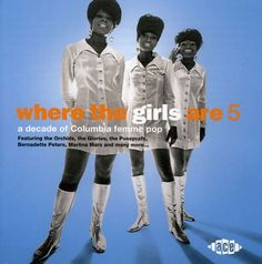 Various - Where the Girls Are Volume5