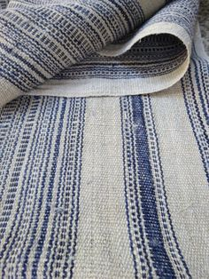 Hmong hemp Vintage fabrics and textiles - Handwoven hemp-ethnic textiles from thailand