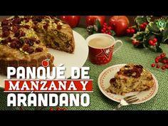 ¿Cómo preparar Panqué de Manzana y Arándano? - Prepara un delicioso Panqué de Manzana y Arándano para tus hijos, checa esta receta de #CocinaFresca. Descubre muchas recetas más para saborear cada día en CocinaFresca. #CocinaFresca es presentada por Walmart ¡Suscríbete!