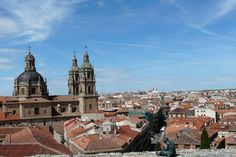 Panorámica de Salamanca con Lazarillo #HechoEnBronce #Artesanía