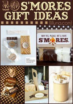 10 S'mores Gift Idea