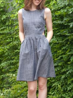 Cute Summer Dresses You Can Totally Make Yourself